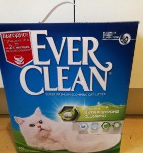 Наполнитель для кошачьего туалета комкующийся 10 л