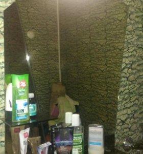 Зерколо в ванную комнату