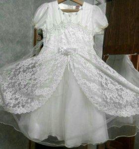 Вечерная платья