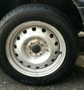 колёса r14