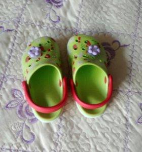 Новые сандали с огоньками капика