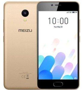 MEIZU M5C (2/16, Gold, новый)