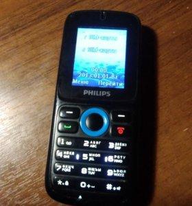 Телефон Philips e1500