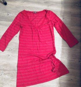 Платье кофта туника