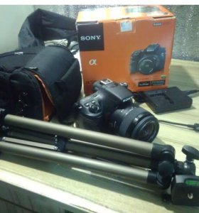 Фотоаппарат Sony a-58