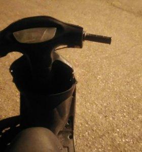 Скутер черная фурия