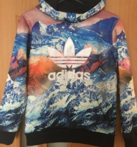 Толстовка Adidas подростковая