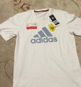 Футболка анжи Adidas новая