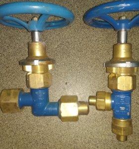 Клапан, вентиль азт-10-15/250 (кс7141-06 и 7142)