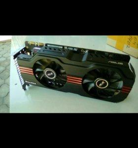 Видеокарта ASUS GTX580
