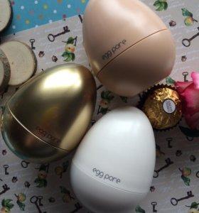 Tonymoly Egg pore набор для очищения пор