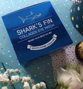 Гидрогелевые патчи Patch Fetch Shark's fin