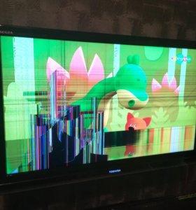 ТВ на запчасти TOSHIBA