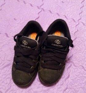 Ботинки-ролики для мальчика