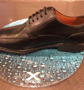 Мужские туфли Geox, новые, р. 42-45