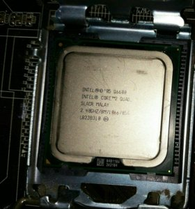 Процессор Intel Core2 Quad Q6600