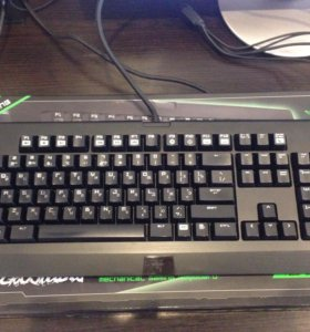Механическая клавиатура Razer Blackwidow
