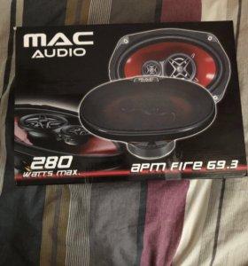 Колонки Mac audio