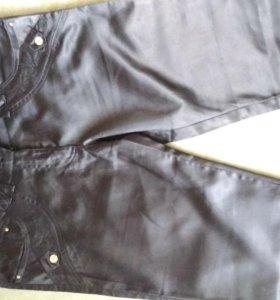 Атласные штаны