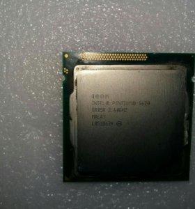 Процессор intel pentium g620 мгц2.6 LGA 1155