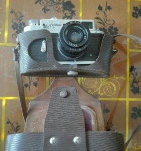 Фотоаппарат ретро Зоркий-4