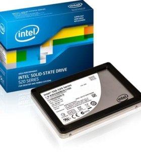 SSD 120Gb Intel 520