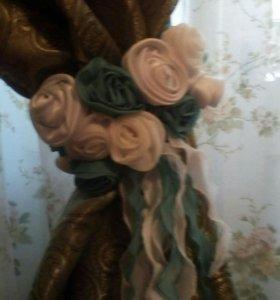 цветы для ваших штор