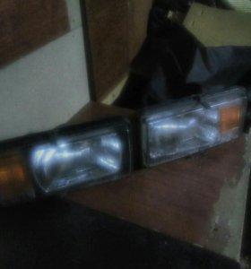 Фары ваз2104 задние. Передние 2104-05-07