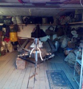 Лодка+ мотор Ямаха 20+прицеп