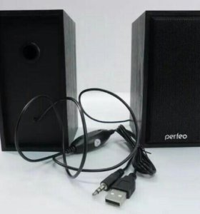 "Колонки Perfeo ""Cabinet"" 2.0 USB."