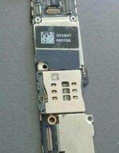 Плата iPhone 5s