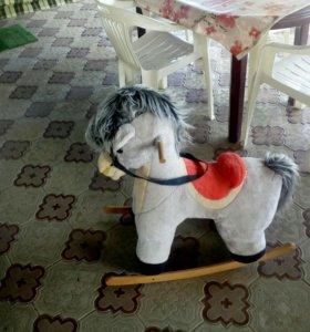 Конь-каталка