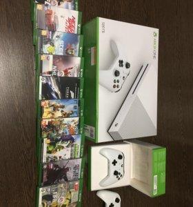 Xbox One S на гарантии