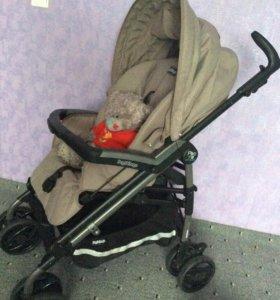 Peg-Perego итальянская коляска-трость.
