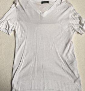Трикотажная футболка ZARA