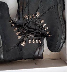 Демисезоные ботинки(берцы)