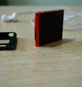 Ipod nano 6 (product) red