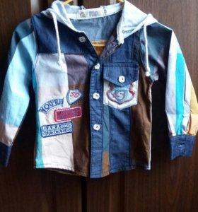 Рубашка р80-86