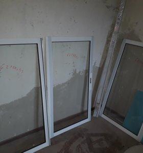Окно раздвижные для балконов