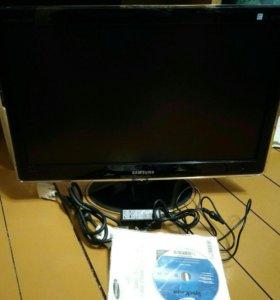 отличный монитор Samsung SyncMaster XL2370