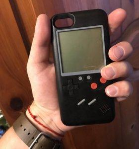 Чехол тетрис для iPhone 7