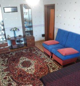 Квартира, 1 комната, 45.6 м²