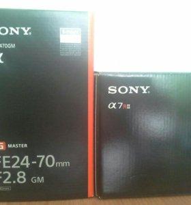 Sony a7r II новый