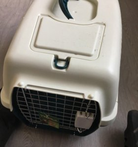 Переноска для животных до 10 кг