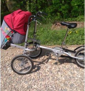 Коляска-велосипед Аренда