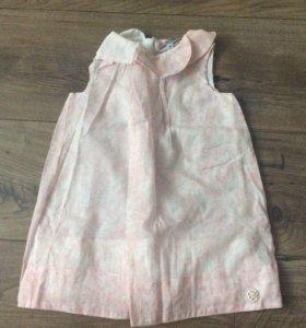 Платье Armani baby 82 см