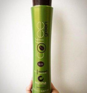 «Умный кератин» для волос (нанопластика)