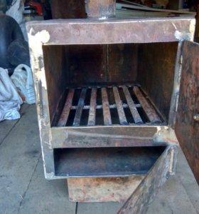 Печка для гаража