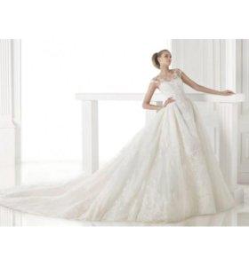 Свадебные платья, размер от 40