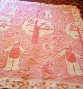 Одеяло на ребенка
